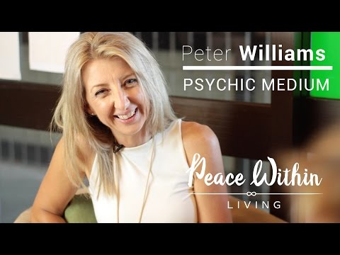 Peter Williams by Peace Within Living Magazine