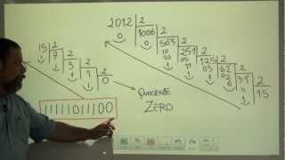 Conversão de Base (decimal - binário) Wagner Barros (1 de 2) thumbnail
