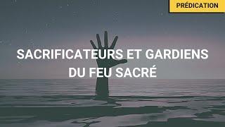 Sacrificateurs et gardiens du feu sacré - Paskaline Monlouis