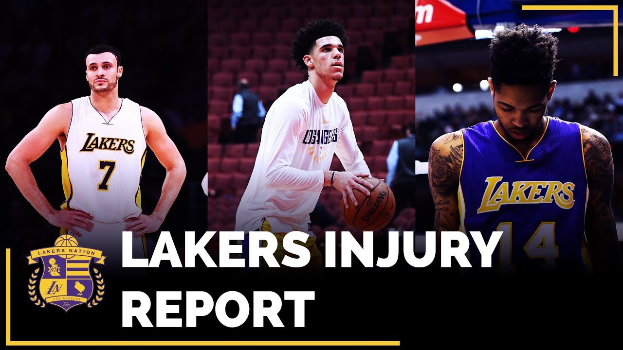 Lonzo Ball, Brandon Ingram sit out Lakers' Tuesday practice
