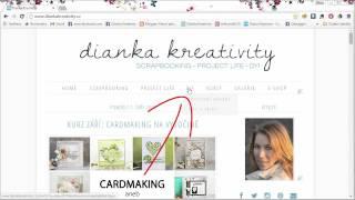 VIDEO TUTORIAL: Jak si stáhnout a nainstalovat font