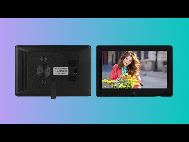 Funtek 7 inch 16GB Smart WiFi Digital Photo Frame DPF-702