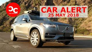 Uber's car did not recognize pedestrian in fatal Arizona crash