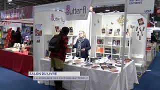 Yvelines | Salon du livre : La romance des éditions Butterfly