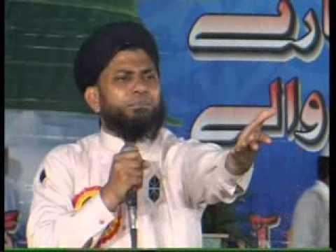 Lagian Tor Nibha E  Janda Lajpal Nabi(ﷺ) Ae Hafiz Muhammad Usman Qadri Bhakkar Mehfil e Naat 2014