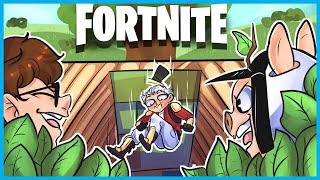 HILARIOUS PITFALL TRAP Fun in Fortnite: Battle Royale! (Fortnite Funny Moments & Fails)