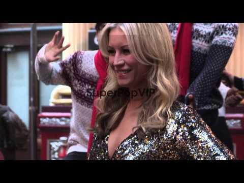 Denise Van Outen launches Freeview Plus Christmas Carol E...