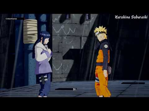 Momento NaruHina☀️🍥 en Naruto to Boruto: Shinobi Striker