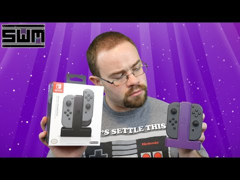 The Nintendo Switch Power-A Joy-Con Charging Dock - Is It Worth Buying?