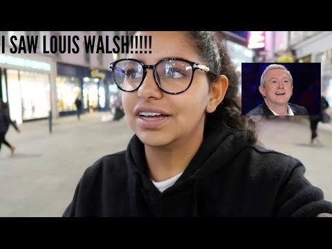 SEEING REAL BODIES AND LOUIS WALSH😱!!!! | TRAVEL VLOG