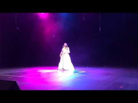 Ariane sings Air - Mabel & Chorus from Pirate of Penzance