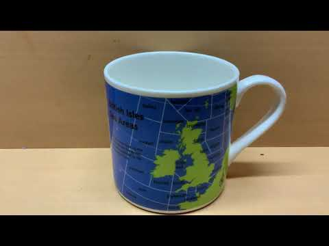 Shipping Forecast read by a Japanese undergraduate