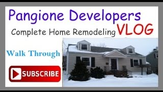 New Home Renovation Vlog: Complete Home Remodeling Walk Through