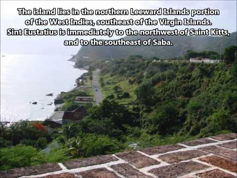 PJ5A Sint Eustatius Island. From dxnews.com