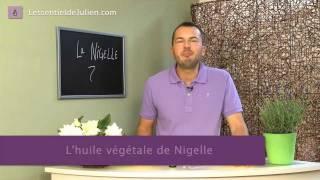 L'huile végétale de Nigelle (nigella sativa) expliquée