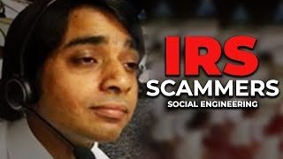 Destiny - IRS Scammers and Social Engineering