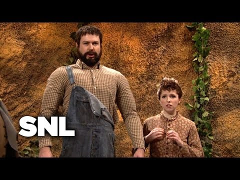 Big Joe Can't Do It - SNL