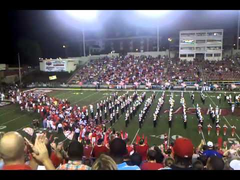 Jacksonville State University Fight Song