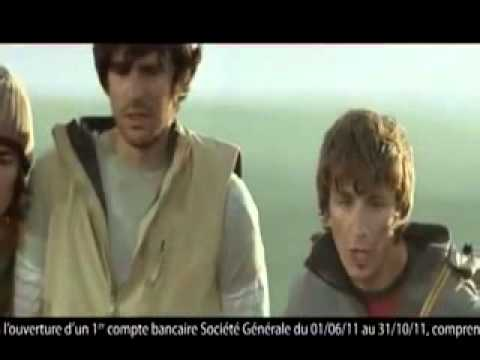 SOCIETE GENERALE CARTE SO MUSIC LES LOUPS (2011)