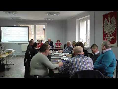 XIX Sesja Rady Miasta I Gminy Wleń