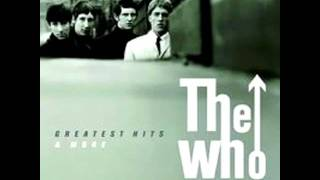 The Who - Greatest Hits & More - Eminence Front