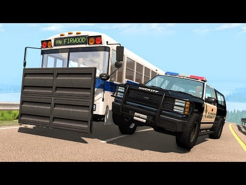 crazy-police-chases-#78---beamng-drive-crashes
