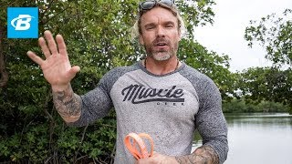 Full Body Resistance Bands Workout You Can Do Anywhere | James Grage