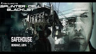 Splinter Cell Blacklist Pc Game (ACTION GAMES IN PC)