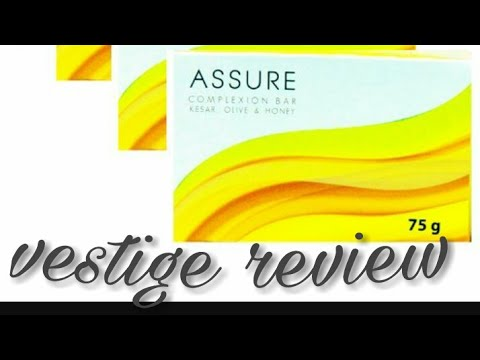 Vestige assure soap  review