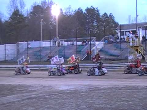 750cc Sportsman Heat Race @ Whip City Speedway
