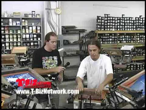 T-Biz Shop Tour - Part One