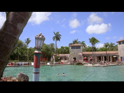 Florida Travel: Dip into History at the Venetian Pool, Coral