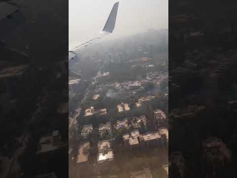 Landing Mumbai
