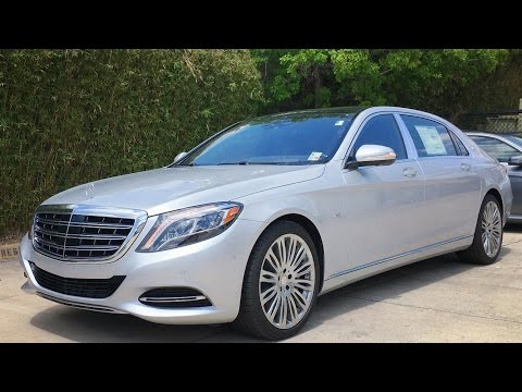 2016 Mercedes Maybach S600 Full Review, Start Up, Exhaust
