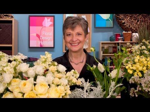 The Basics of Fresh Flower Care & Handling