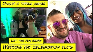 duhop took my girlfriend to a wedding day celebration vlog