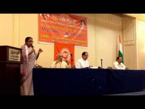 """Vedic View on """"Science and Spirituality."""""""