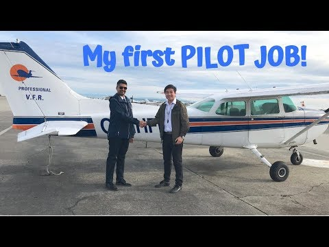 WHO WANTS TO LEARN HOW TO FLY? - Officially A FLIGHT INSTRUCTOR!