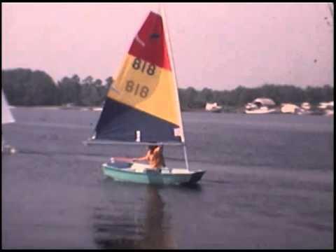 FBYC Sabot Sailboats c. 1971