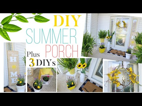🌿 DIY Summer