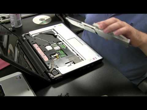 How to fix CD-DVD laptops Drives