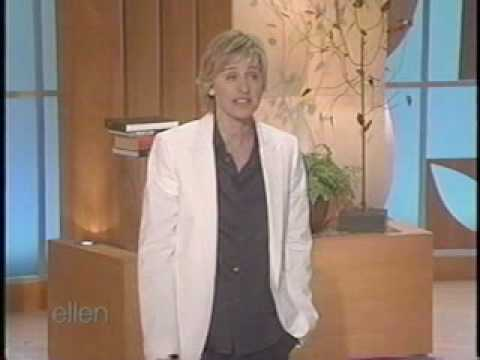 Ellen DeGeneres stops smoking with Allen Carr