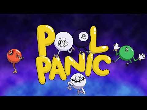 Pool Panic | Announcement Trailer | Adult Swim Games