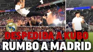 Fichajes Real Madrid 2019: Despedida de crack para Kubo I MARCA