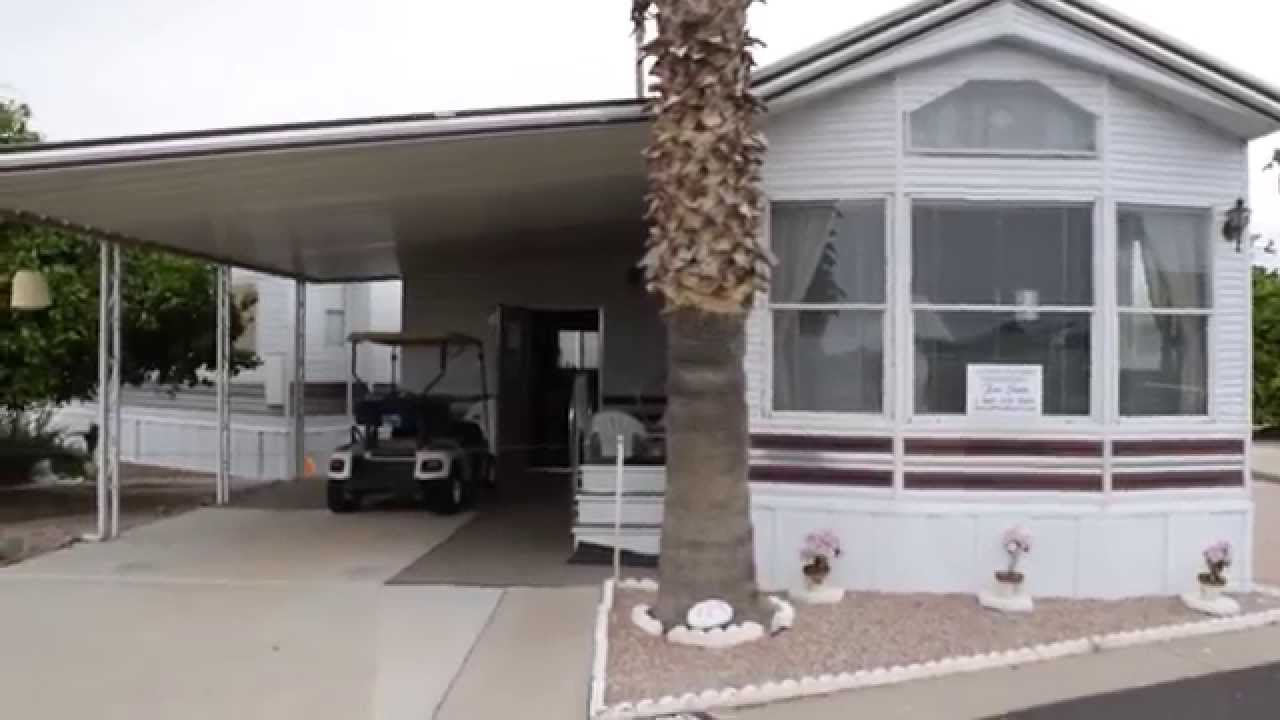 Apache junction park model homes