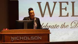 Full speech by Dr. Bernice King at OU Health Sciences Center