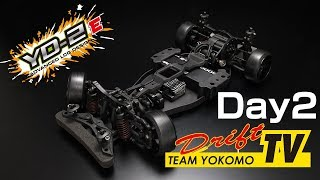 "YOKOMO Drift TV ""YD-2E"" Day2"