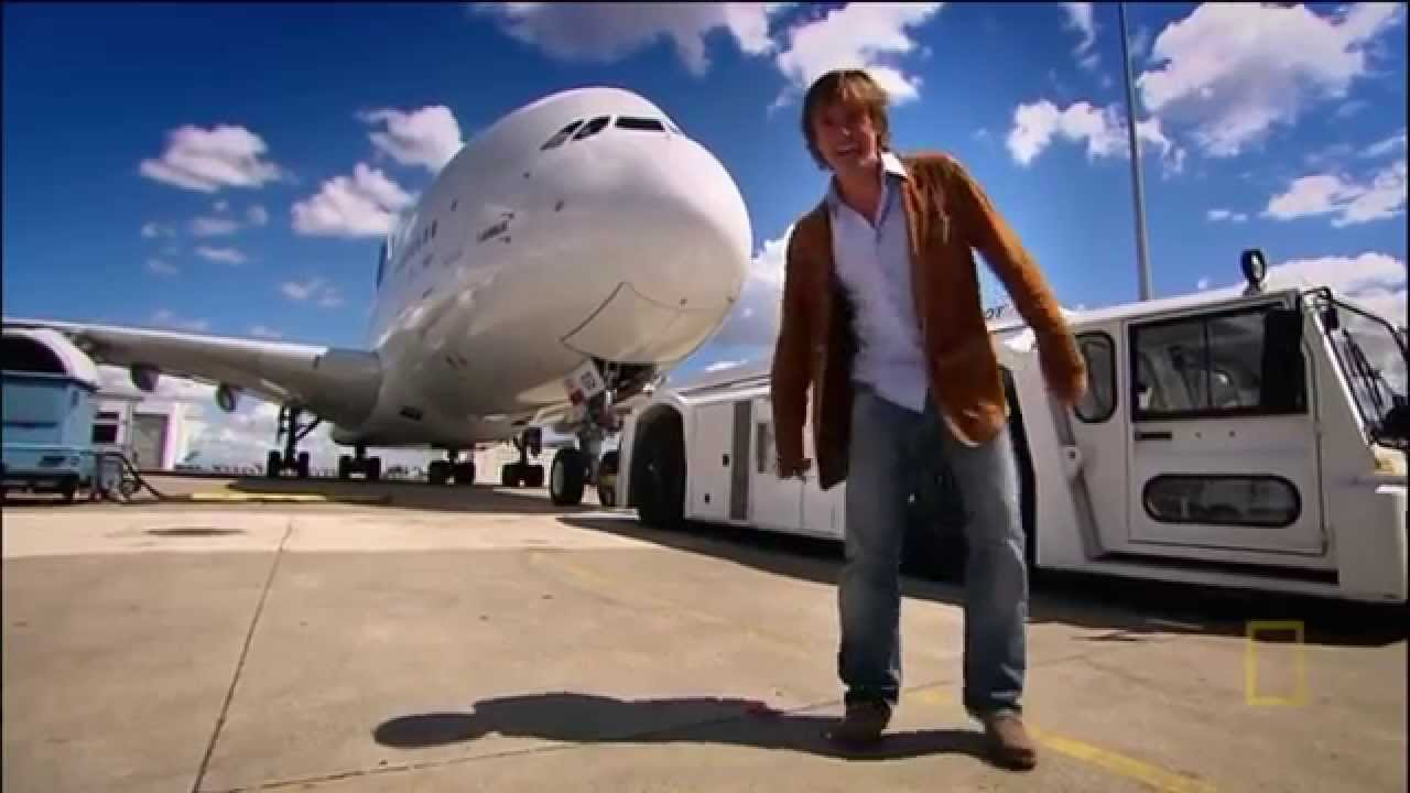 Airbus A380 Richard Hammond's Engineering Connections HD ...