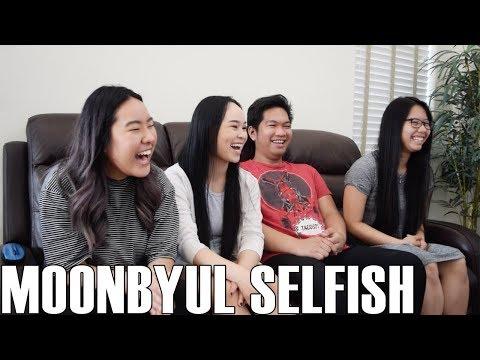 Moonbyul (문별) - Selfish Ft. Seulgi (Reaction Video)