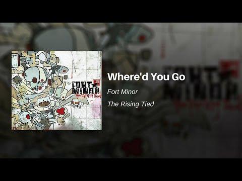 Where'd You Go - Fort Minor (feat. Holly Brook and Jonah Matranga)